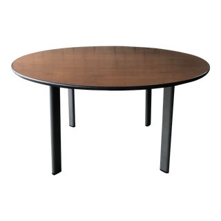 1980s Vintage Joseph d'Urso for Knoll Dining Table For Sale
