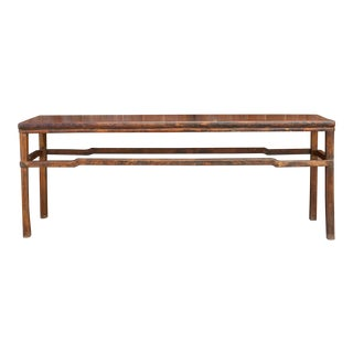 Sophisticated Early 19th Century Altar Console Table For Sale