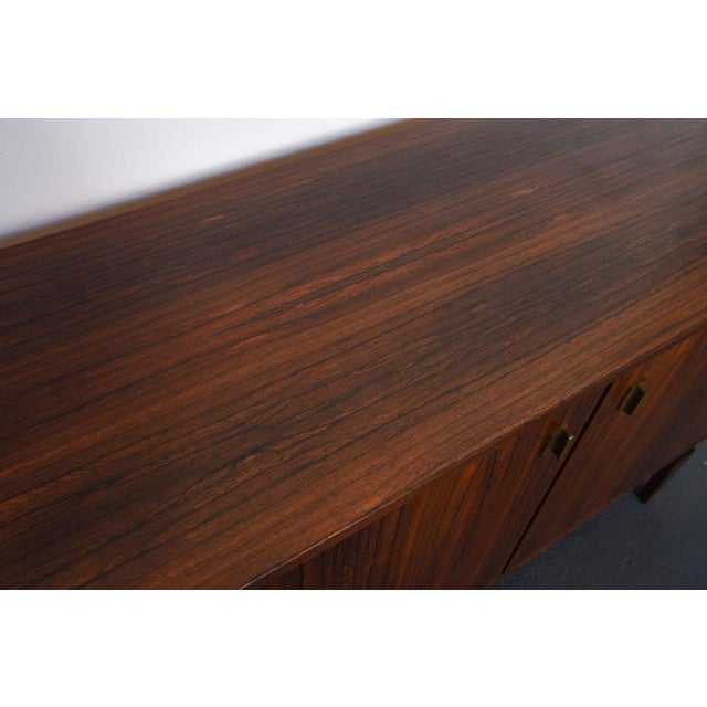 Mid-Century Modern Peter Lovig Nielsen Rosewood Cabinet For Sale - Image 3 of 7