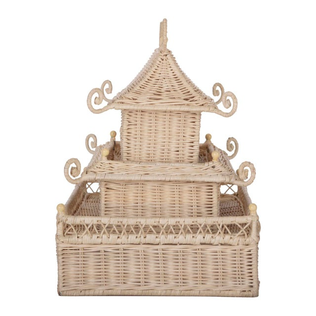 "A wise designer once said, ""You can never have too many pagodas."" (Okay, it was Amanda.) Inspired by a vintage treasure..."
