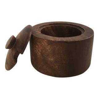 Mid-Century Modern Pacific Merchants Lidded Bowl For Sale