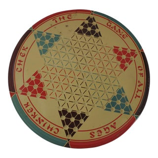Chinese Checkers Game Board For Sale