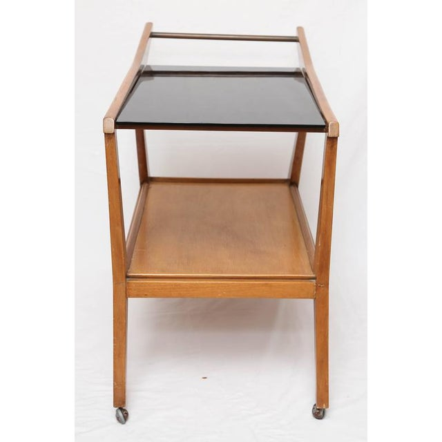 Mid-Century Modern Tilly Stickell Mid-Century Modern Bar Cart, 1950s For Sale - Image 3 of 9