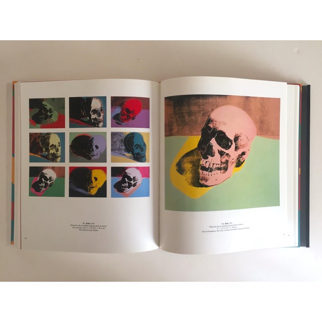 "Andy Warhol ""Andy Warhol a Retrospective"" Rare 1st Edition 1989 MoMA Exhbtn Collector's Art Book For Sale - Image 4 of 11"