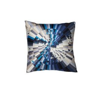 """""""Galop Chromatique"""" Hermès Silk Scarf Pillow For Sale"""