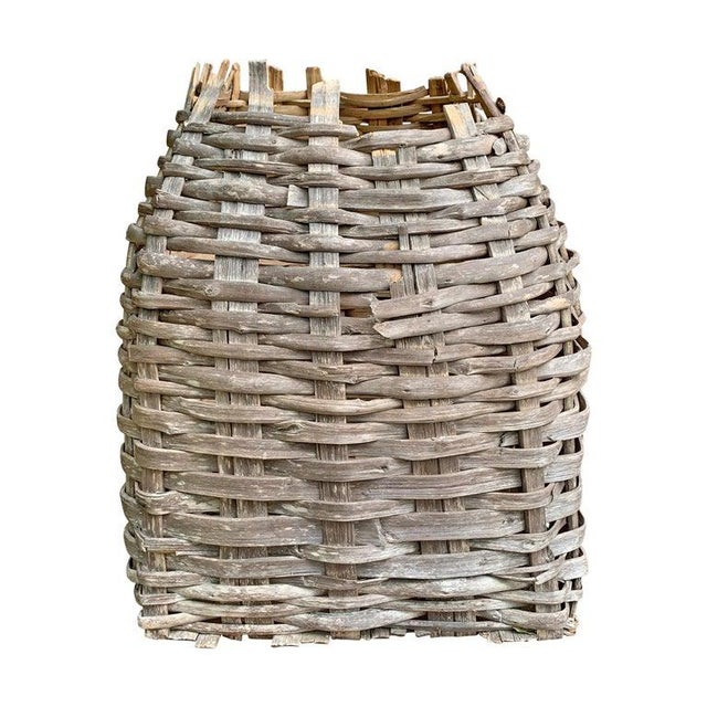 Large 19th Century American Nut Basket For Sale - Image 11 of 11