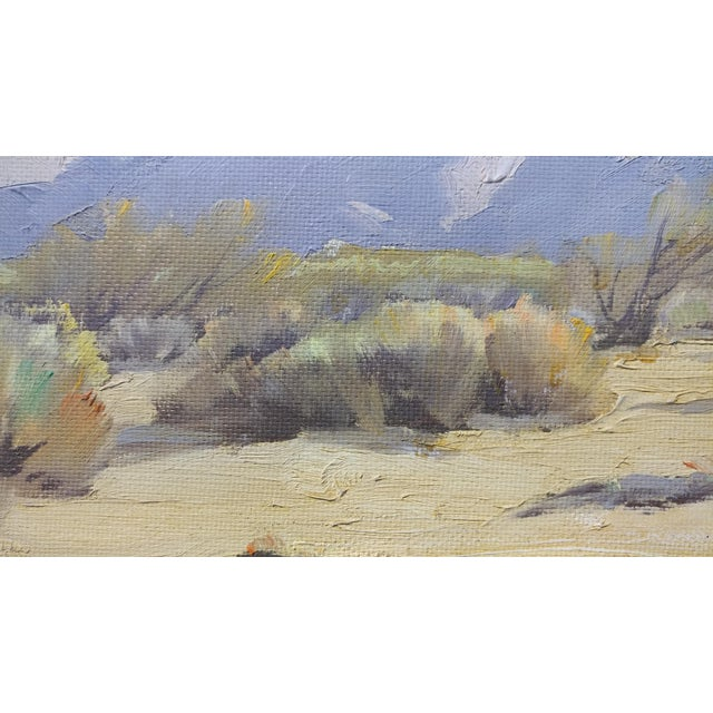 Darving Duncan - Beautiful California Desert Landscape-Impressionsit -oil Painting - Image 6 of 10