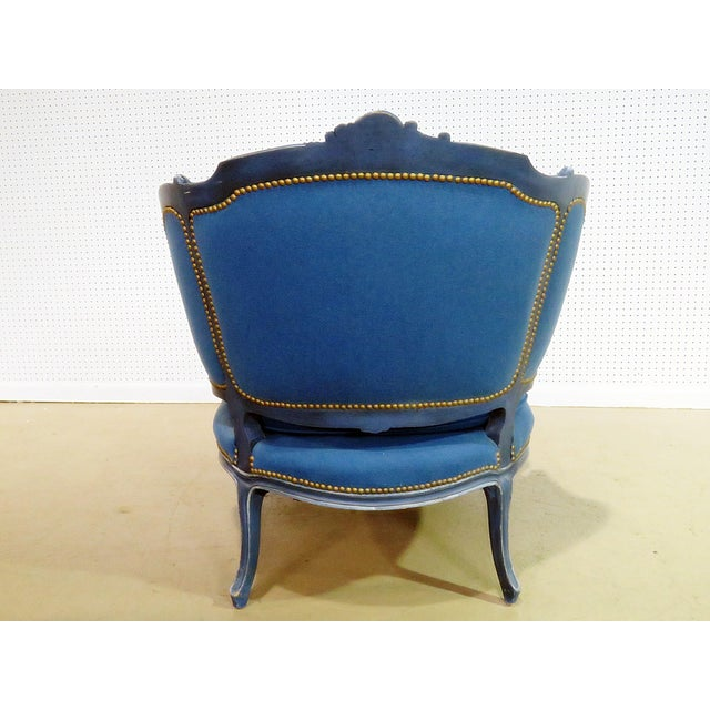 Louis XV Style Chaise Lounge - Image 6 of 8