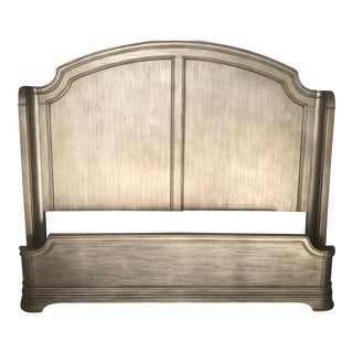 Contemporary Wood Bedframe