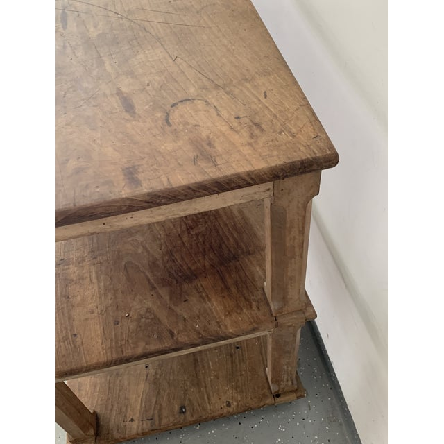 Late 19th Century French Draper Table For Sale In Houston - Image 6 of 12