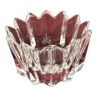 Orrefors Crystal Bowl For Sale