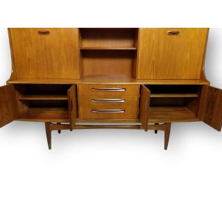 Mid Century G Plan Fresco Teak Credenza or Bar Preview