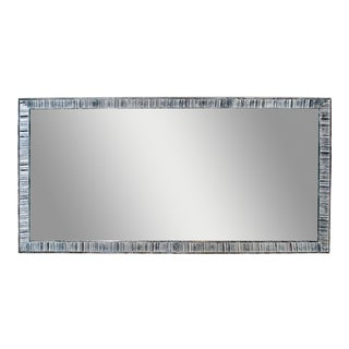 Paul Frankl for Brown Saltman Cerused Mirror For Sale