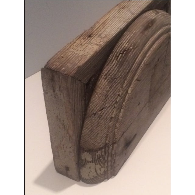 Rustic Salvage Wood Fragment - Image 3 of 8