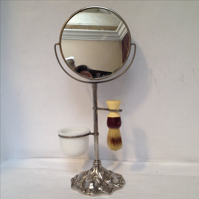 Antique Shaving Stand - Image 2 of 11