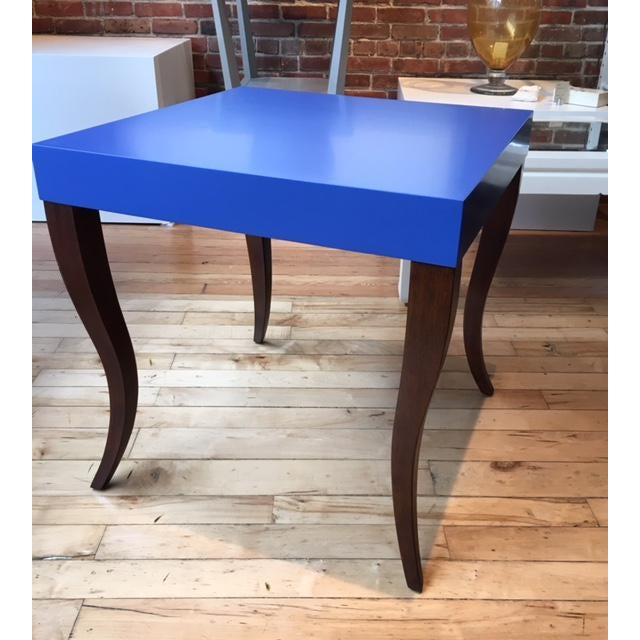 Woodbridge Gabrielle Side Table For Sale In Saint Louis - Image 6 of 6