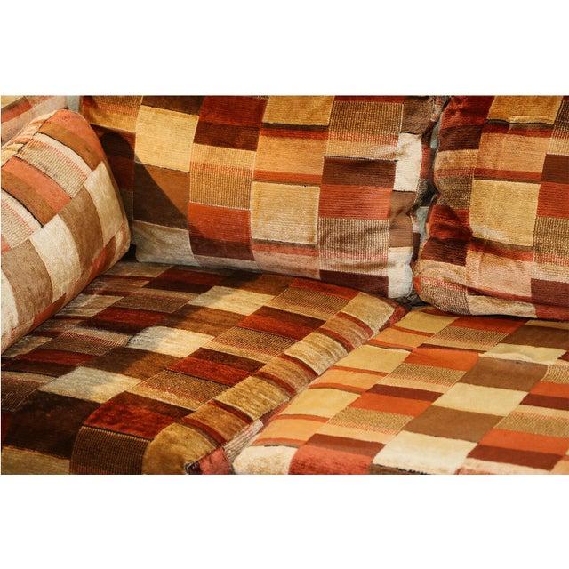 Mid-Century Milo Baughman Style Sofa - Image 5 of 10