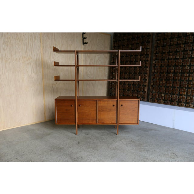Milo Baughman for Glenn of California Wall Unit For Sale - Image 11 of 11