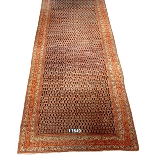 Serebend Persian Gallery Carpet - 7′7″ × 19′9″ For Sale