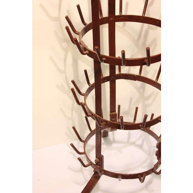 Modern Early 20th C. Antique French Large Wine Rack For Sale - Image 3 of 3