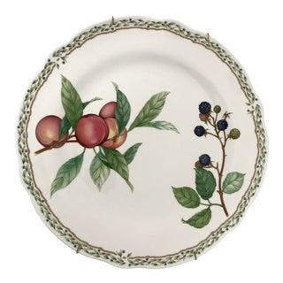 Vintage Noritake Bone China Fruit Plate For Sale