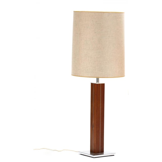 Metal Vintage Walter Von Nessen Table Lamp For Sale - Image 7 of 7