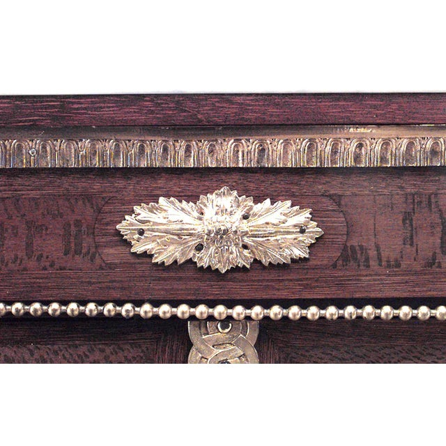 French French Louis XVI Style '19th Century' Sideboard Cabinet For Sale - Image 3 of 7