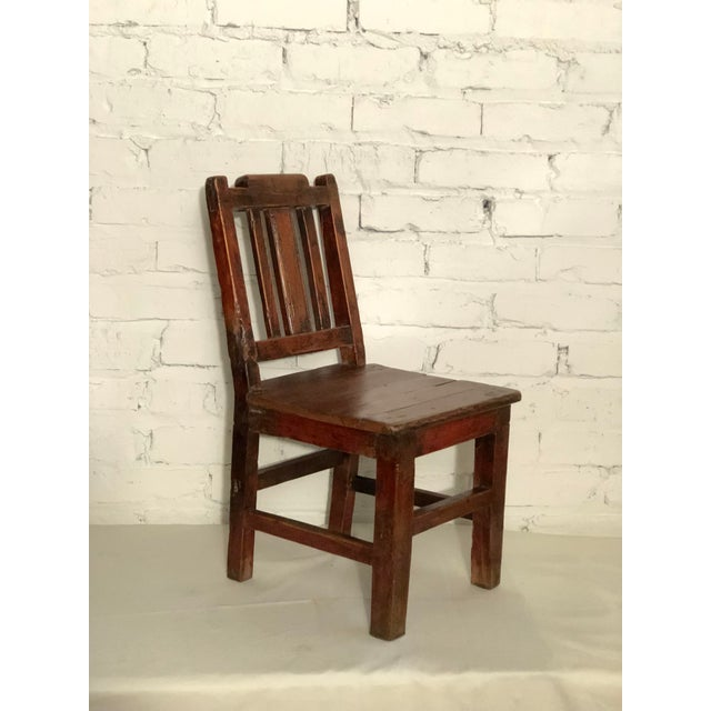 20th Century Qing Style Child's Chair For Sale In Atlanta - Image 6 of 10