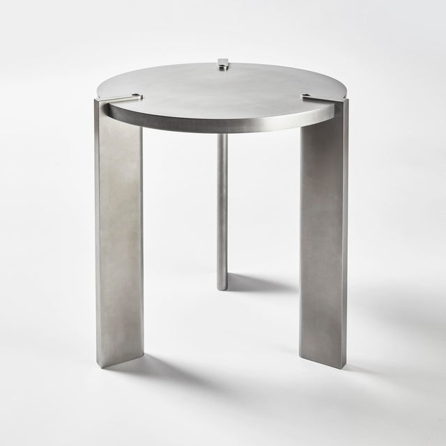 Enjoyable Oort Side Table By Colin Tury Ncnpc Chair Design For Home Ncnpcorg