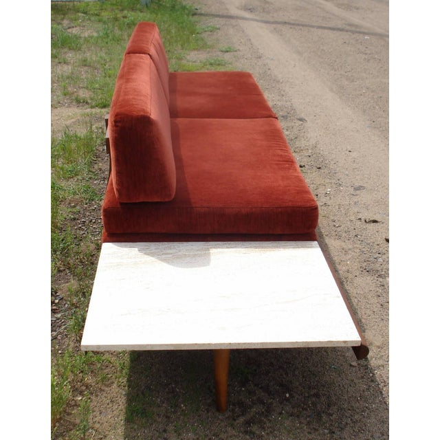 Adrian Pearsall-Style Platform Sofa - Image 8 of 11