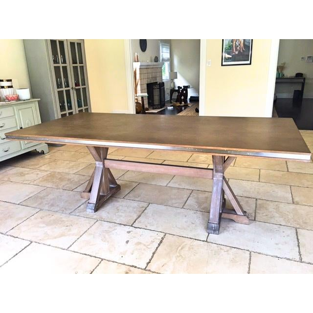 Urban Home Bristol Rectangle Dining Table - Image 2 of 6
