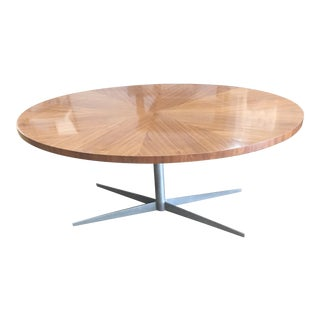Mid-Century Modern Wooden Coffee Table For Sale