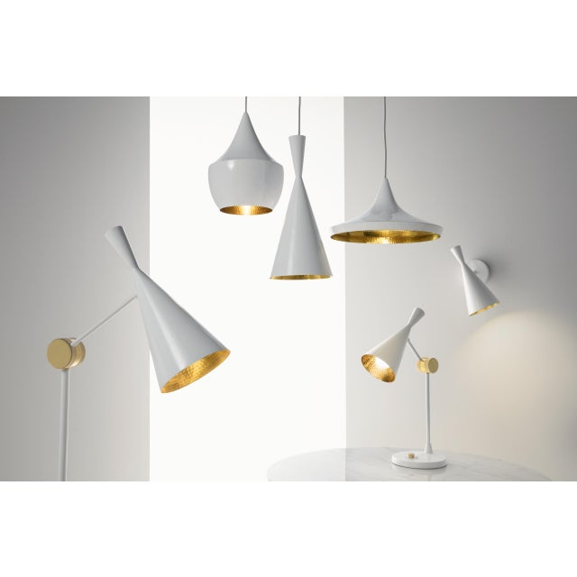 A series of lights in four distinctive pendant shapes: Stout, Wide, Fat and Tall. Inspired by the sculptural simplicity of...