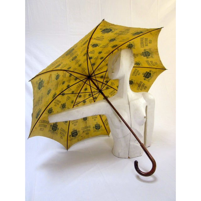 Vintage Boodles Gin Advertising Umbrella - Image 6 of 8