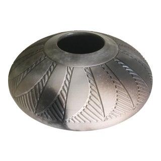 Vintage Native American Navajo Pillow Vase