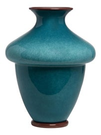 Image of Newly Made Blue Vases