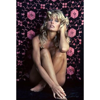 1976 Farrah Fawcett Photo by Bruce McBroom For Sale