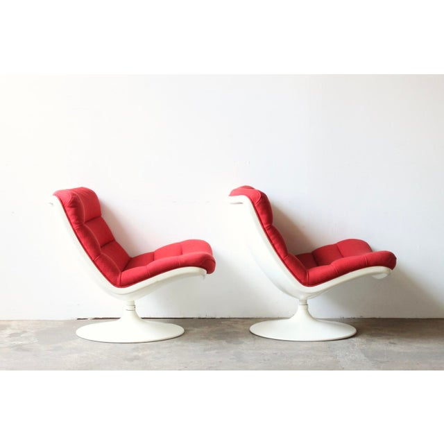 Geoffrey Harcourt F976 Lounge Chair - Image 5 of 7