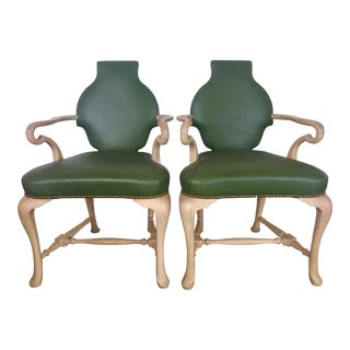 "1940s Truex American Furniture ""Spider Chairs"" - a Pair For Sale"