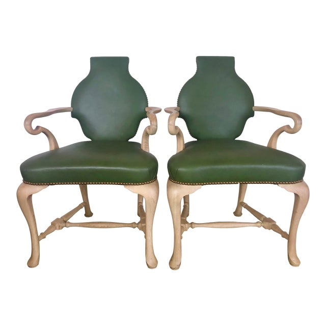 """Truex American Furniture Pair of """"Spider Chairs"""" 1940's For Sale"""