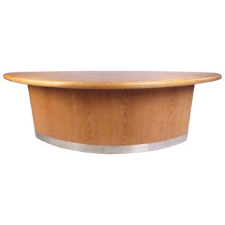 Scandinavian Modern Teak Centre Table For Sale