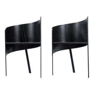 Paolo Pallucco Three Leg Chairs For Sale