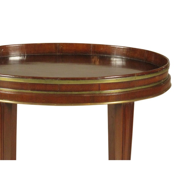 18th-C Mahogany Butler's Tray on Stand For Sale In Boston - Image 6 of 11