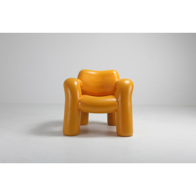 Blown-Up Chair by Schimmel & Schweikle For Sale - Image 6 of 11