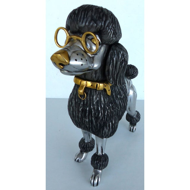 Articulated Poodle Sculpture - Image 4 of 11
