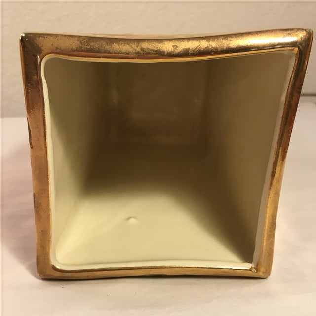 Weeping Gold Vase - Image 8 of 8