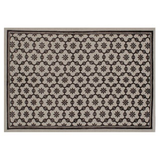 Stark Studio Rugs Traditional New Oriental Tibetan Wool Rug - 8′ × 10′