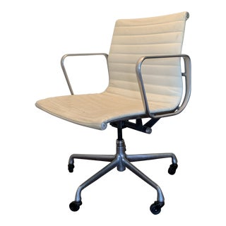 Eames White Office Chair For Sale