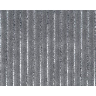 Hinson for the House of Scalamandre Highlight Fabric in Light Grey For Sale