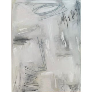 """""""Homeward"""" by Trixie Pitts Monochromatic Abstract Expressionist Oil Painting For Sale"""